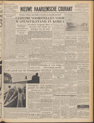 Nieuwe Haarlemsche Courant 1953-05-27