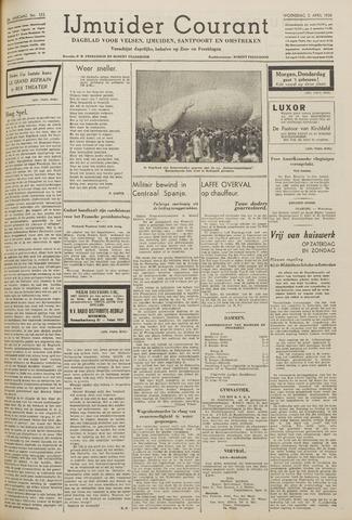 IJmuider Courant 1939-04-05