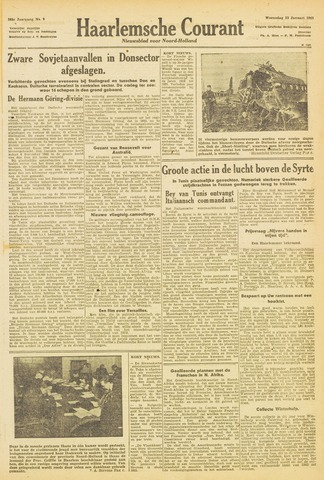 Haarlemsche Courant 1943-01-13