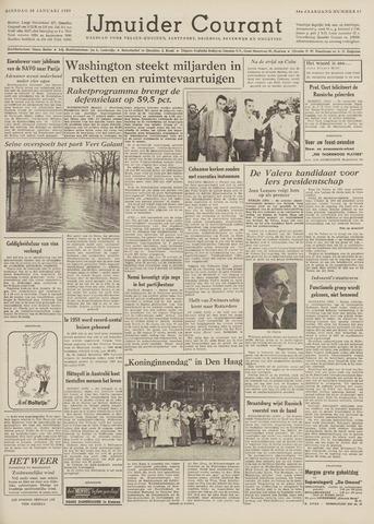 IJmuider Courant 1959-01-20