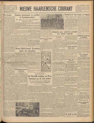 Nieuwe Haarlemsche Courant 1949-08-12