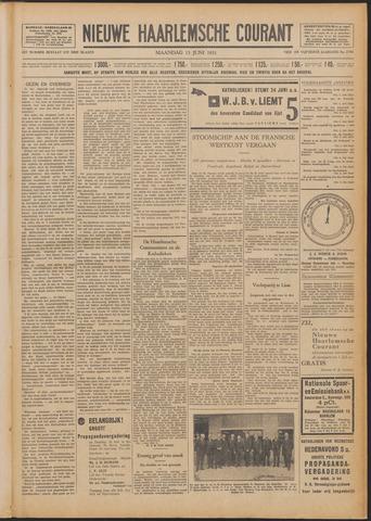 Nieuwe Haarlemsche Courant 1931-06-15
