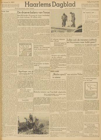 Haarlem's Dagblad 1947-04-18