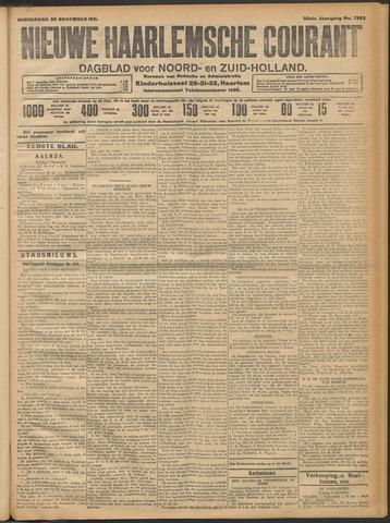 Nieuwe Haarlemsche Courant 1911-11-30