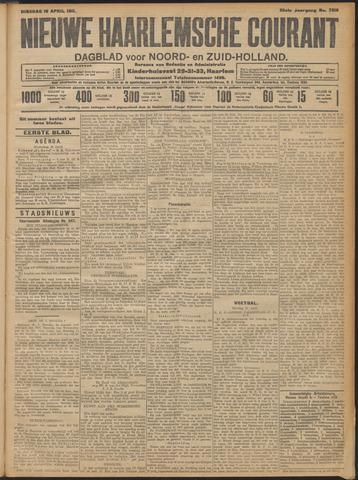 Nieuwe Haarlemsche Courant 1911-04-18
