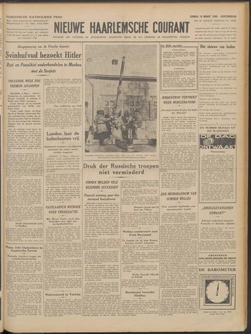 Nieuwe Haarlemsche Courant 1940-03-10