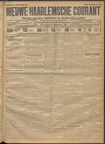 Nieuwe Haarlemsche Courant 1911-09-13