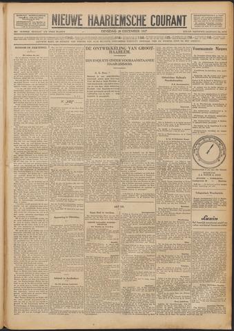 Nieuwe Haarlemsche Courant 1927-12-20