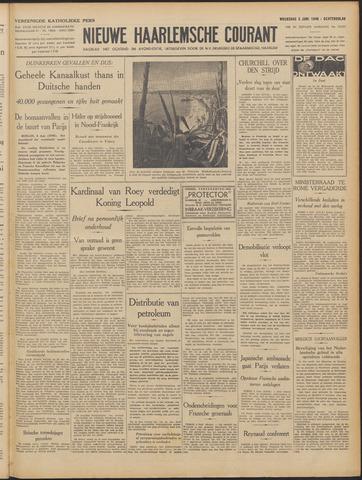 Nieuwe Haarlemsche Courant 1940-06-05