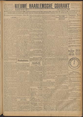 Nieuwe Haarlemsche Courant 1927-10-20