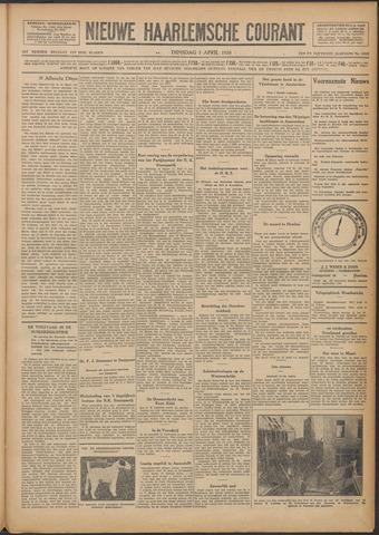 Nieuwe Haarlemsche Courant 1928-04-03