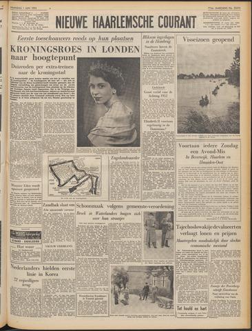 Nieuwe Haarlemsche Courant 1953-06-01