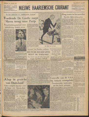 Nieuwe Haarlemsche Courant 1960-01-20