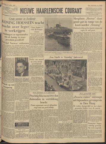 Nieuwe Haarlemsche Courant 1957-04-15