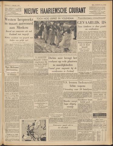 Nieuwe Haarlemsche Courant 1959-02-09