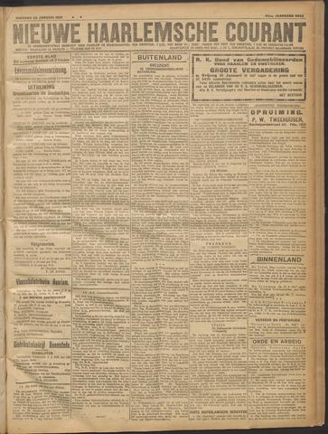 Nieuwe Haarlemsche Courant 1919-01-28