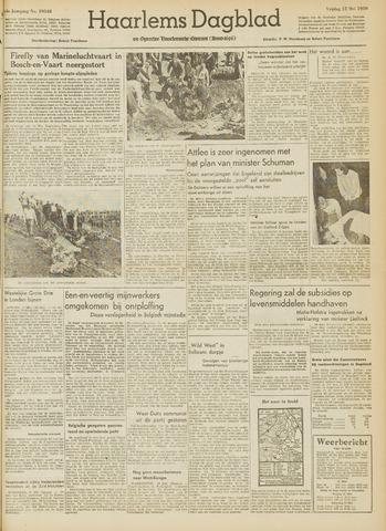 Haarlem's Dagblad 1950-05-12