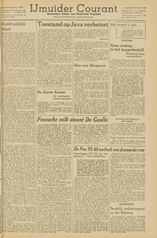 IJmuider Courant 1945-10-22