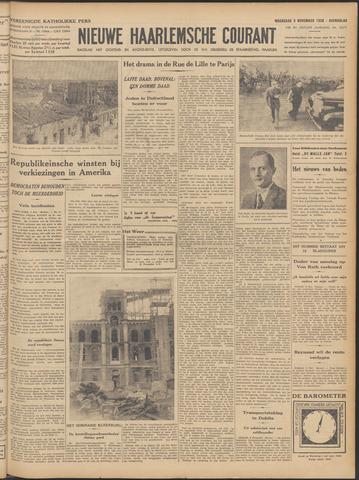 Nieuwe Haarlemsche Courant 1938-11-09