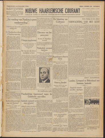 Nieuwe Haarlemsche Courant 1940-12-01