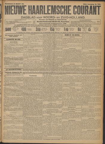 Nieuwe Haarlemsche Courant 1911-03-29