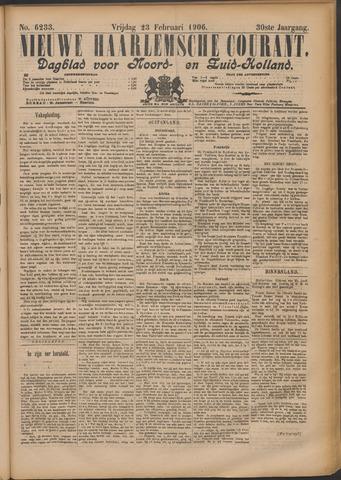 Nieuwe Haarlemsche Courant 1906-02-23