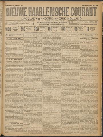 Nieuwe Haarlemsche Courant 1914-01-19
