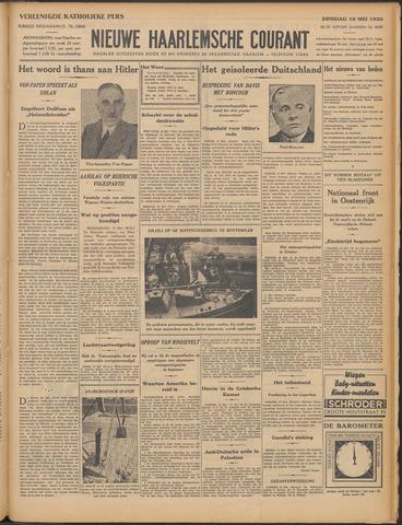 Nieuwe Haarlemsche Courant 1933-05-16