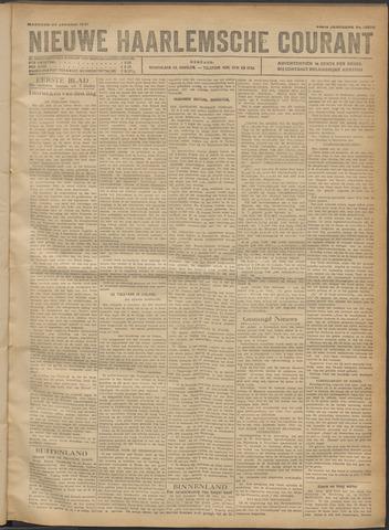 Nieuwe Haarlemsche Courant 1921-01-24
