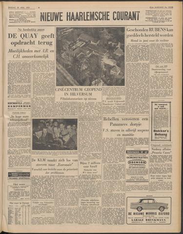 Nieuwe Haarlemsche Courant 1959-04-28