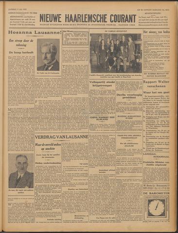 Nieuwe Haarlemsche Courant 1932-07-09