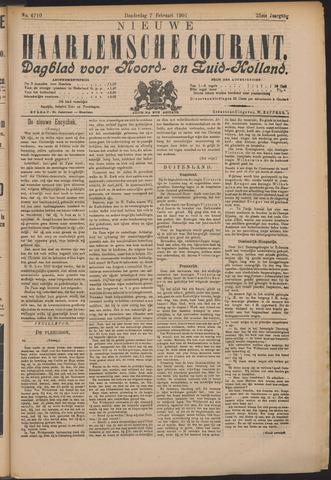 Nieuwe Haarlemsche Courant 1901-02-07