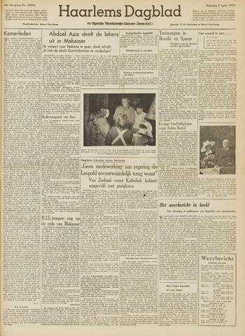 Haarlem's Dagblad 1950-04-08