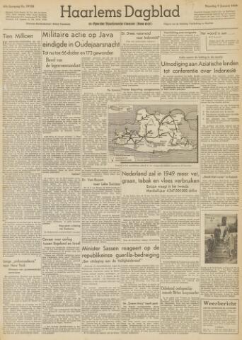 Haarlem's Dagblad 1949