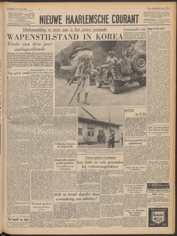 Nieuwe Haarlemsche Courant 1953-07-27
