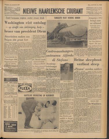 Nieuwe Haarlemsche Courant 1963-08-26