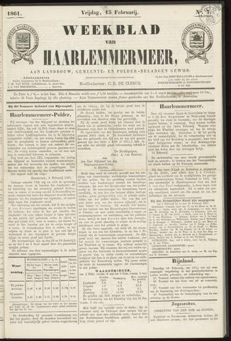 Weekblad van Haarlemmermeer 1861-02-15
