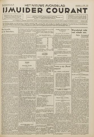 IJmuider Courant 1938-02-14