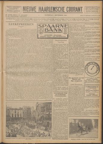 Nieuwe Haarlemsche Courant 1928-09-01