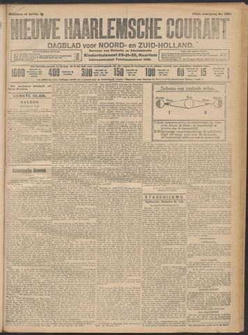 Nieuwe Haarlemsche Courant 1912-04-16