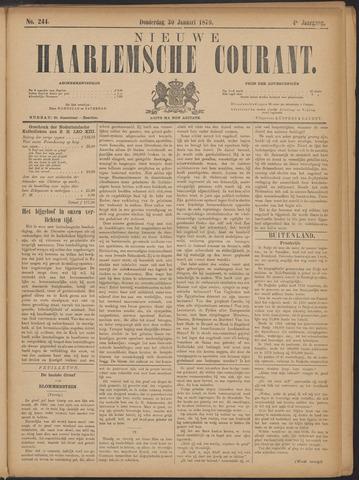 Nieuwe Haarlemsche Courant 1879-01-30