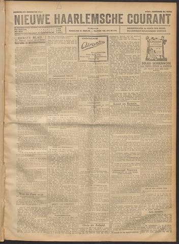 Nieuwe Haarlemsche Courant 1920-08-24