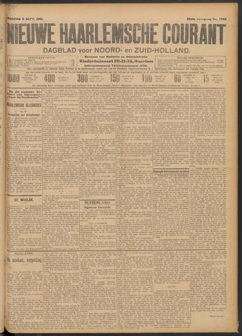Nieuwe Haarlemsche Courant 1910-09-06