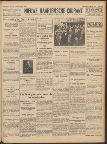 Nieuwe Haarlemsche Courant 1936-03-26