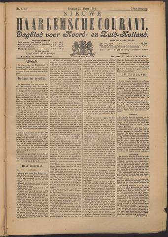 Nieuwe Haarlemsche Courant 1901-03-30