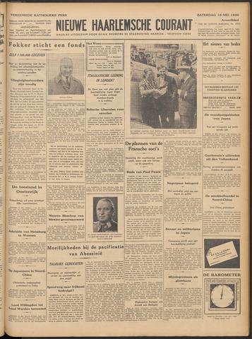 Nieuwe Haarlemsche Courant 1936-05-16