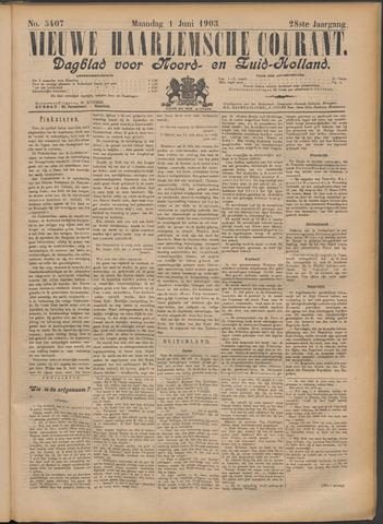 Nieuwe Haarlemsche Courant 1903-06-01