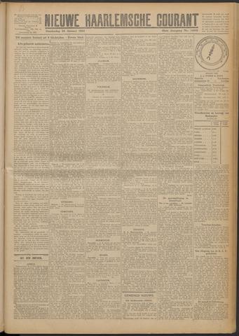 Nieuwe Haarlemsche Courant 1924-01-24