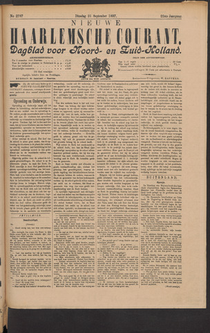 Nieuwe Haarlemsche Courant 1897-09-21