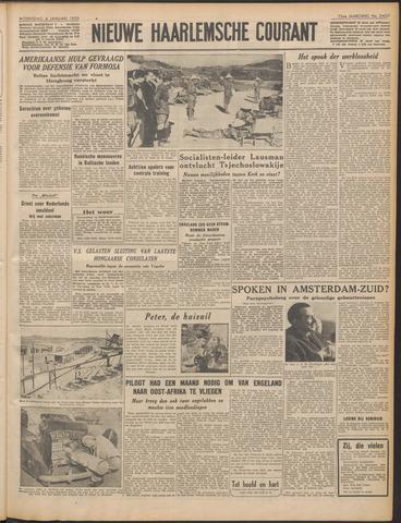 Nieuwe Haarlemsche Courant 1950-01-04